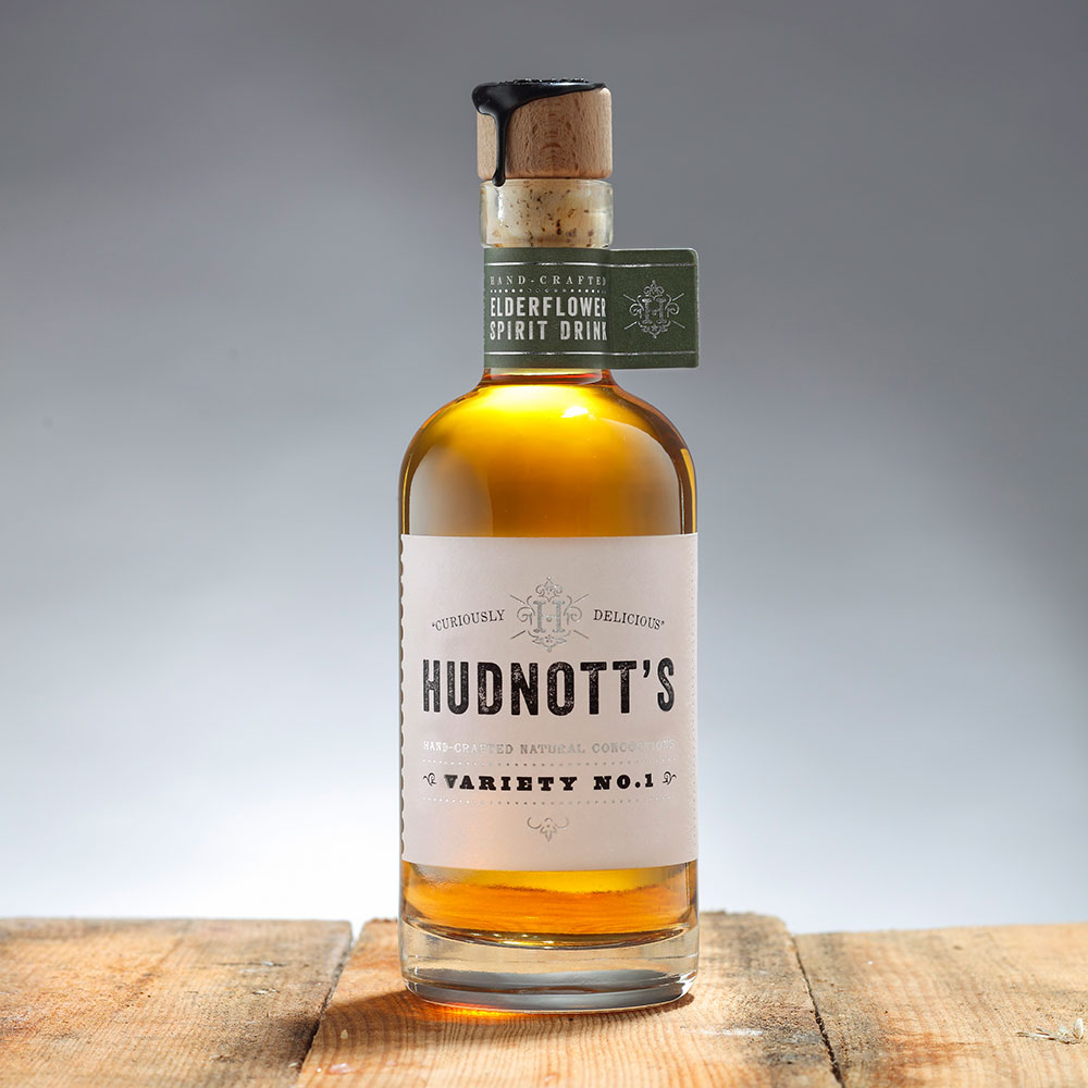 Hudnott's Elderflower Gin