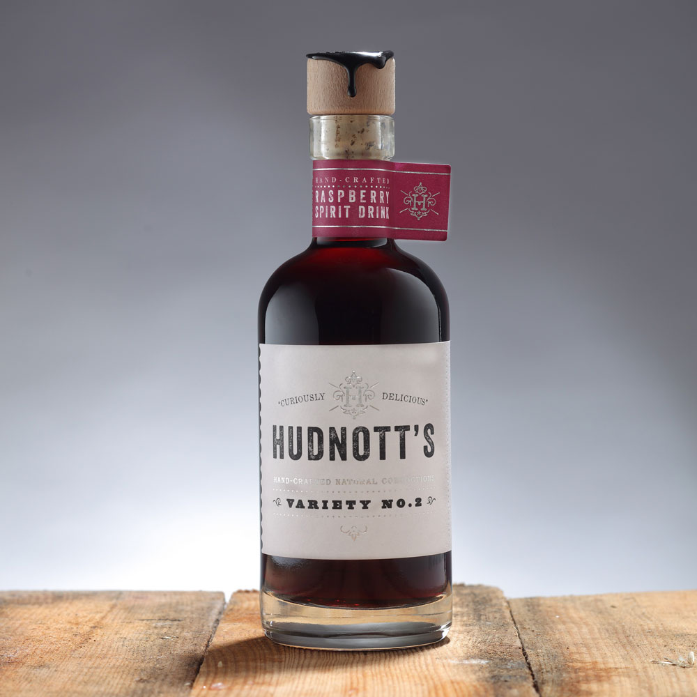 Hudnott's Raspberry Brandy