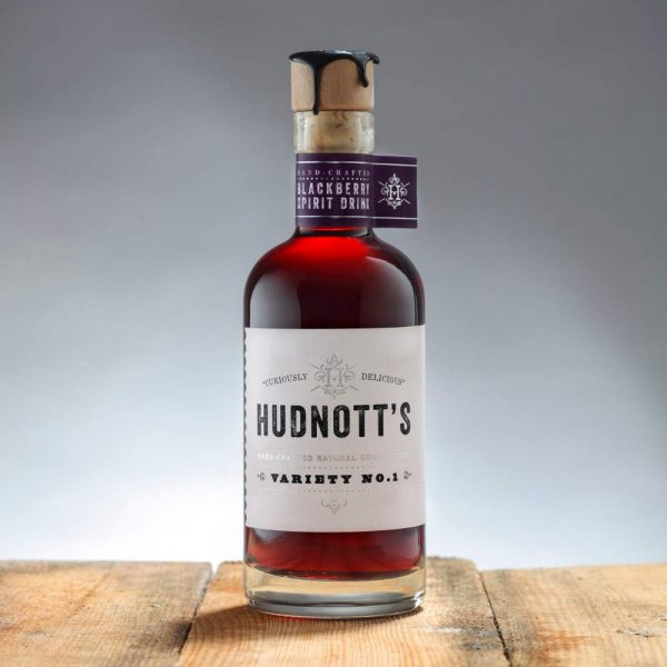 Hudnott's Blackberry Gin