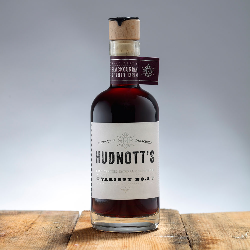 Hudnott's Blackcurrant Rum