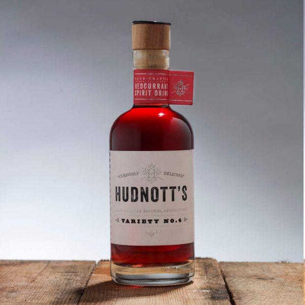 Hudnott's Redcurrant Vodka