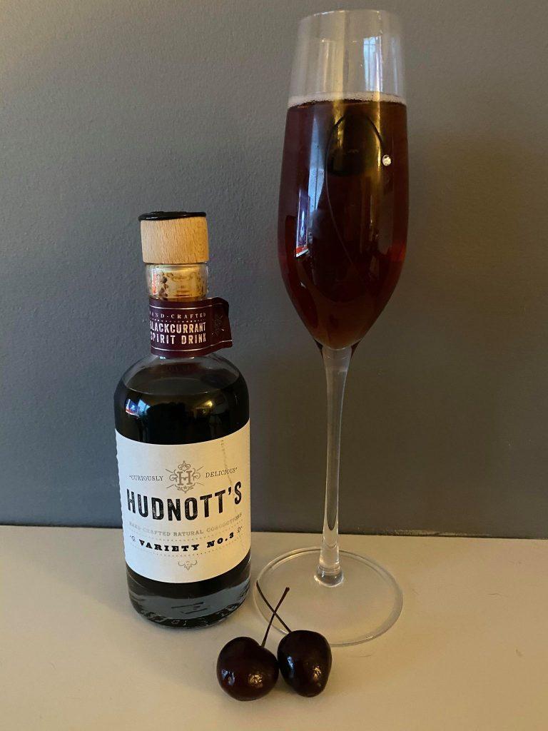 Hudnott's Kir Royale
