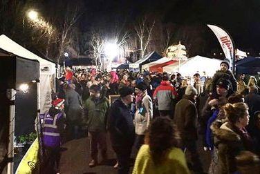 North Devon Christmas Market